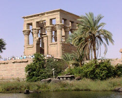 Temple at Philae, Egypt