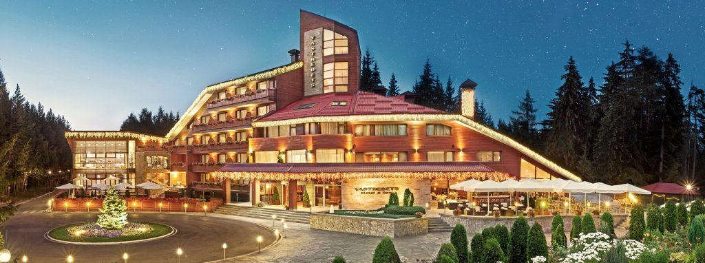 Hotel Yastrebets wellness & spa Borovets