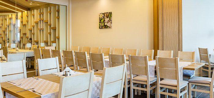 Seasons restaurantat Rila Hotel