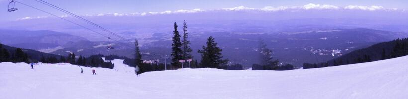 Borovets ski runs