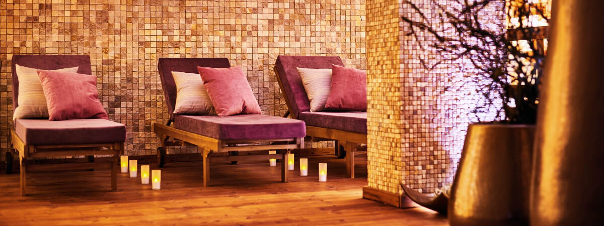 Lucky Bansko spa - relax area