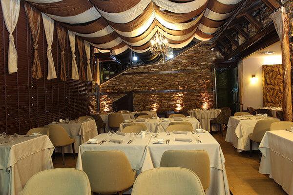 Amvrosia Restaurant Premier