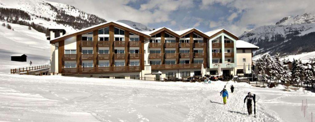 Lac Salin Hotel, Livigno