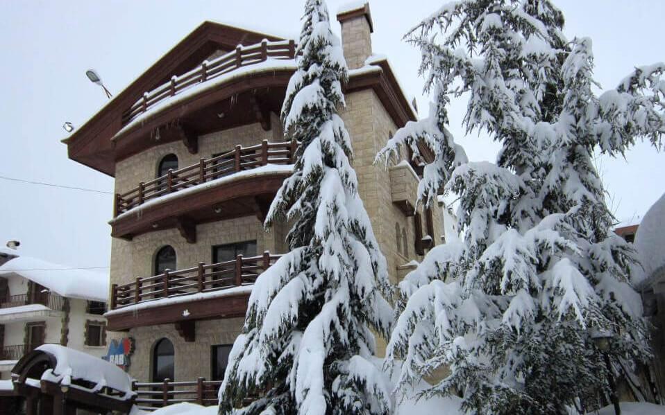 Merab Hotel Mzaar