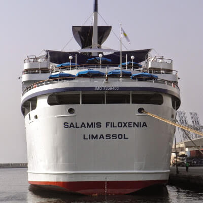 Salamis Filoxenia Cruise Prices
