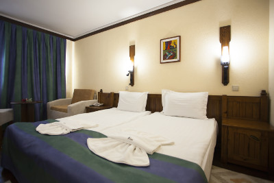 Hotel Tanne Bedroom