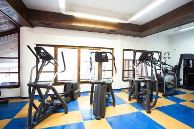 Hotel Tanne Gym