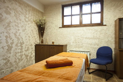Hotel Tanne Massage Room
