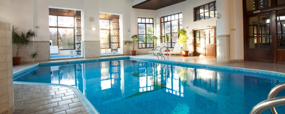 Hotel Tanne Indoor Swimming Pool