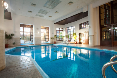 Hotel Tanne Swimming Pool
