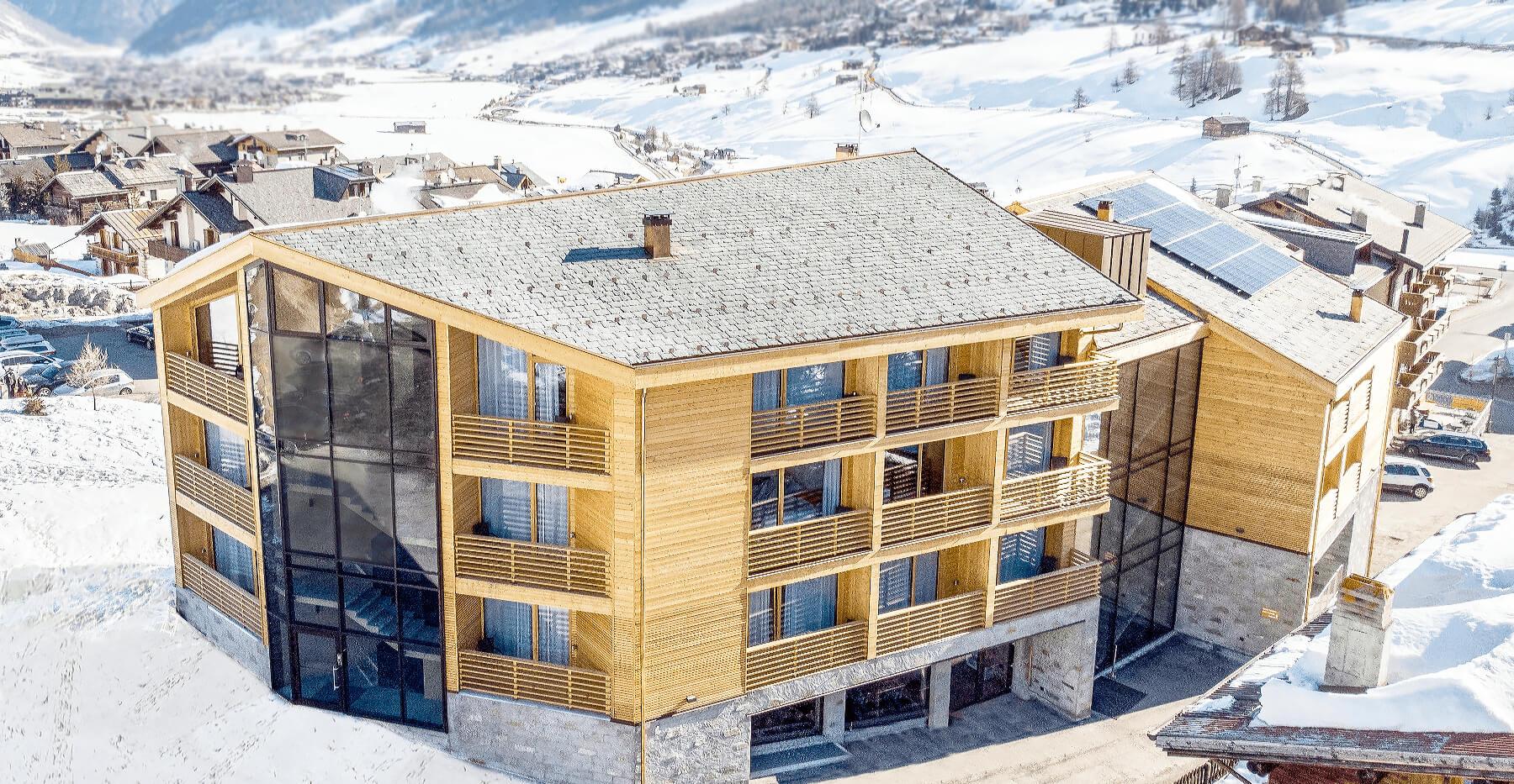 Montivas Lodge Hotel Livigno Italy