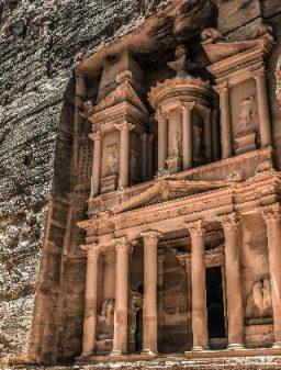 Petra, Jordan tours from Cyprus