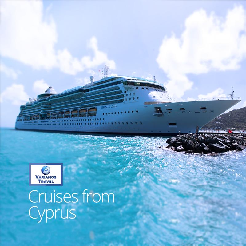 κρουαζίέρες από Κύπρο